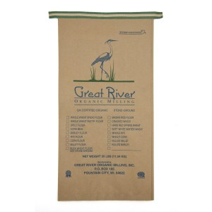 Great River Organic Whole Grain Hard Red Spring Wheat