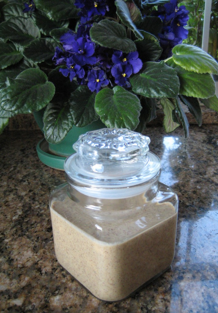 Store your almond butter in the refrigerator.