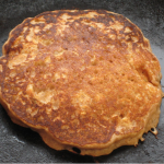Apple Pie Oatmeal Pancake