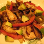 Pan Roasted Vegetables with Chicken